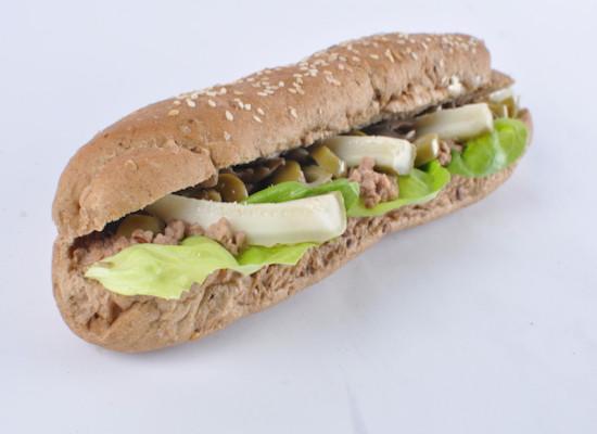 integralni posni sendvič