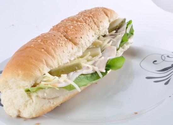 sendvic sa pečenicom