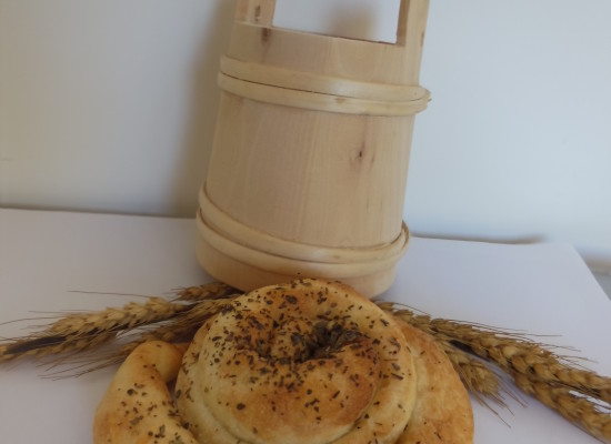 Domaća grčka pita